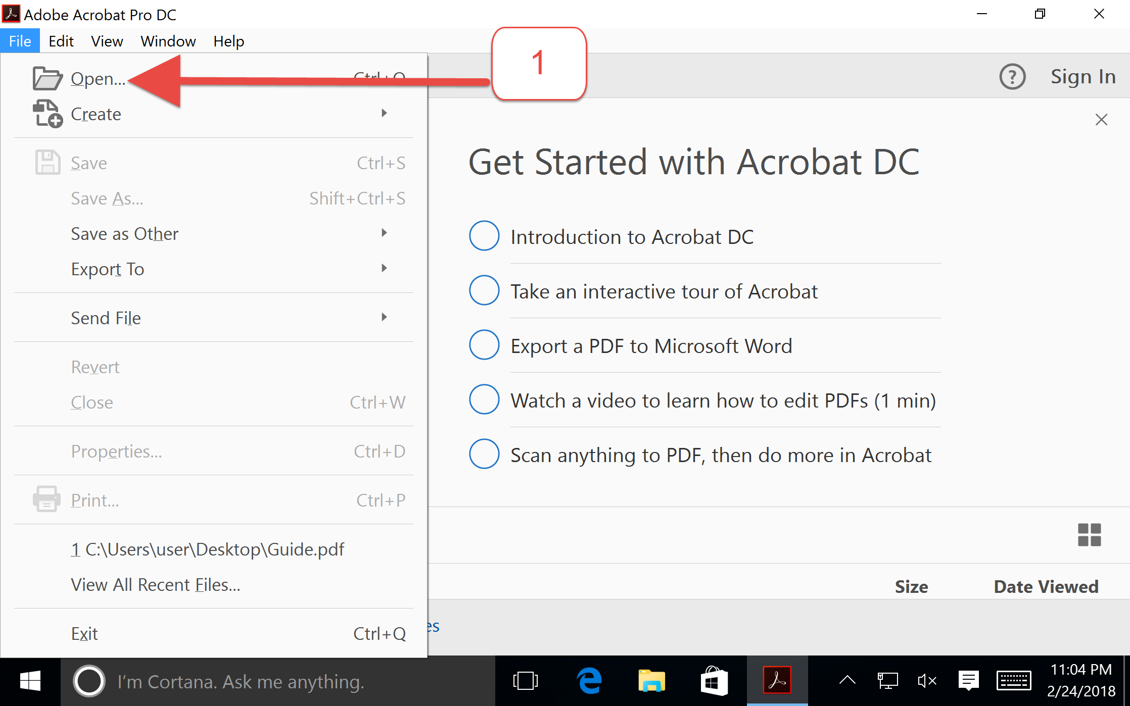 Pdf To Word How To Convert A Pdf To Word Adobe Acrobat Dc >> 3 Ways To Convert Pdf File To Word Ps2pdf Blog