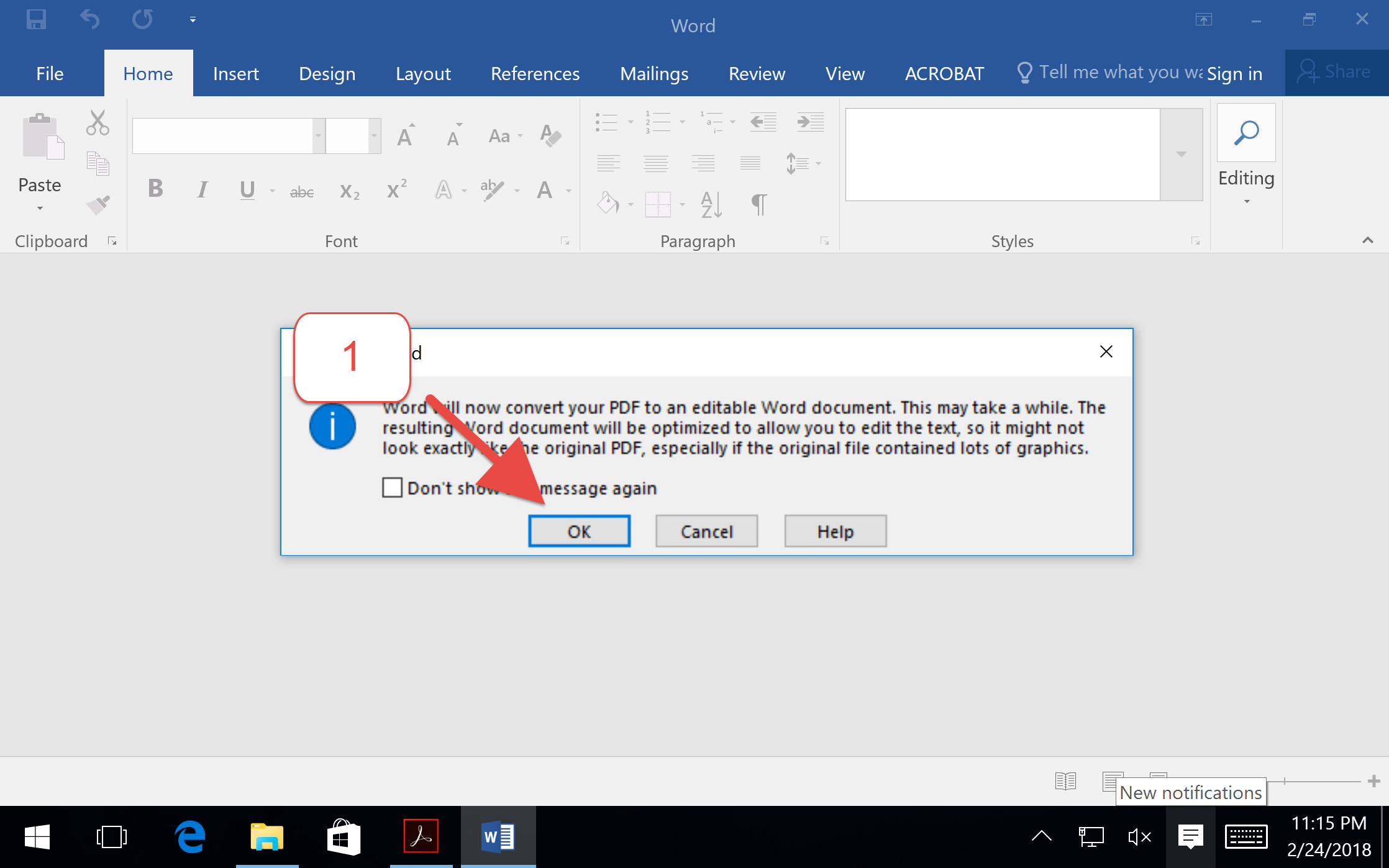 Conversion - How to convert a PDF to a PDF/A - Super User