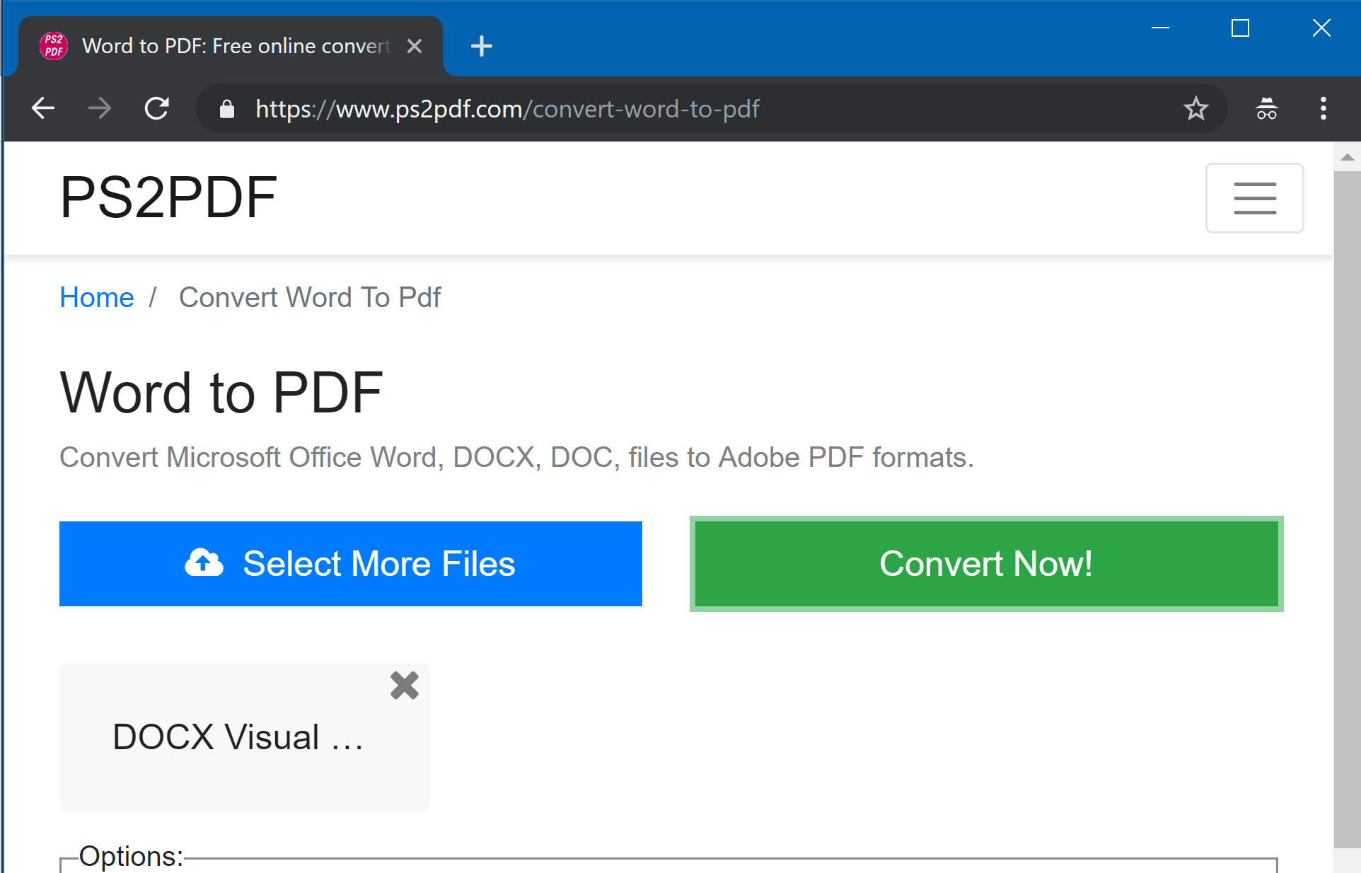 3 Ways to Convert PDF File to Word – PS2PDF Blog